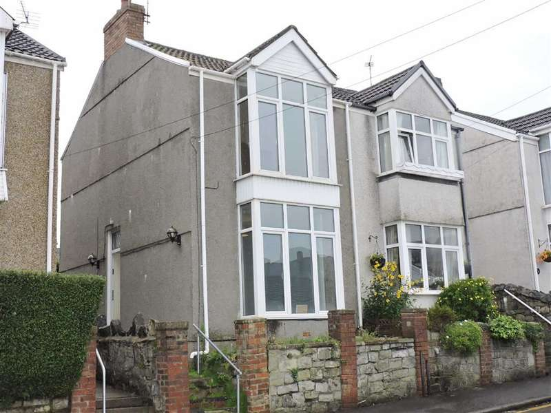 2 Bedrooms Property for sale in Walters Crescent, Mumbles
