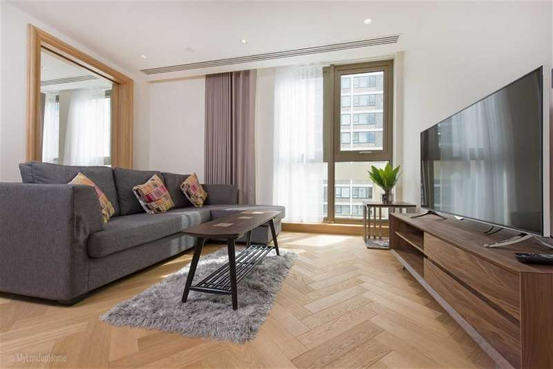 1 Bedroom Property for sale in Abell House, Abell And Cleland, 31 John Islip Street, London, SW1P