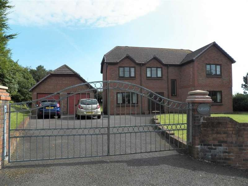 4 Bedrooms Property for sale in Pendderi Road, Bryn, Llanelli