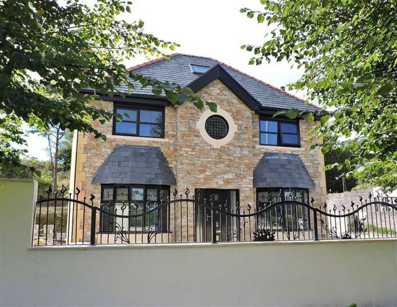 6 Bedrooms Detached House for sale in Peniel Green Road, Llansamlet