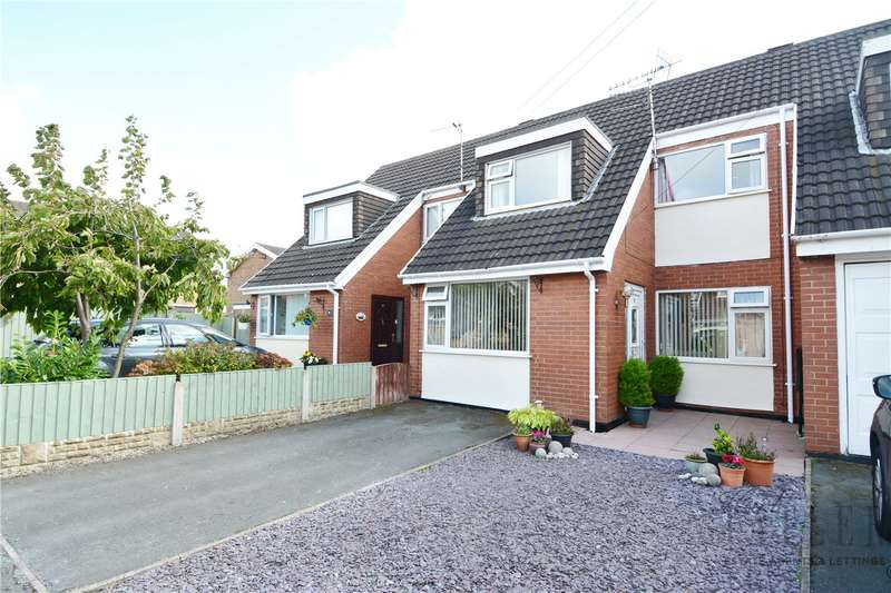 3 Bedrooms Terraced House for sale in Garswood Close, Moreton, Wirral