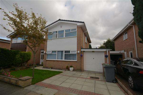 3 Bedrooms Detached House for sale in The Lees, Thingwall