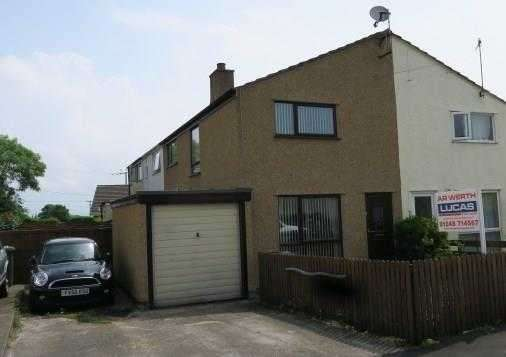 3 Bedrooms Semi Detached House for sale in Tyn Rhos, Gaerwen