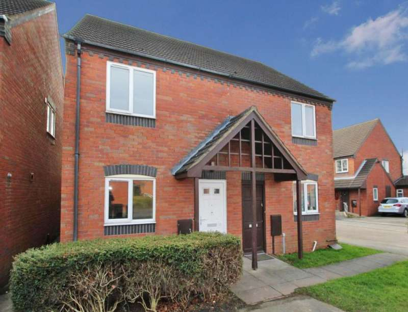 2 Bedrooms Semi Detached House for sale in Aberdeen Road, Nuneaton, CV11