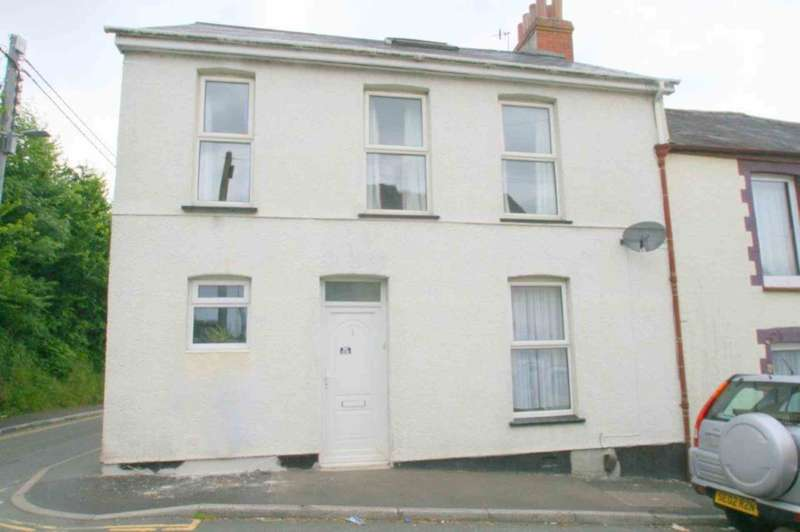 4 Bedrooms End Of Terrace House for sale in Brookingfield Close, Plympton