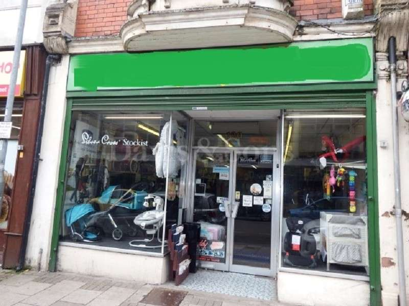 Shop Commercial for sale in Commercial Street, City Centre, Newport. NP20 1LX