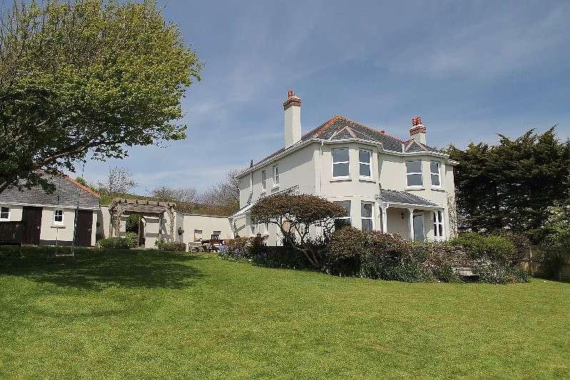 4 Bedrooms Detached House for sale in Manorholme, Frogmore, Kingsbridge