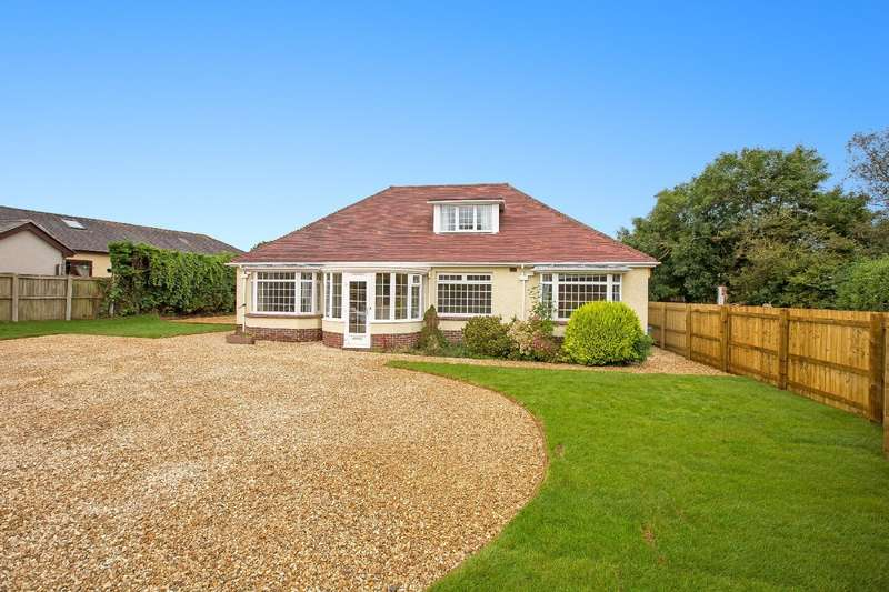 4 Bedrooms Detached House for sale in Middle Mead, Paignton Road, Stoke Gabriel, Totnes