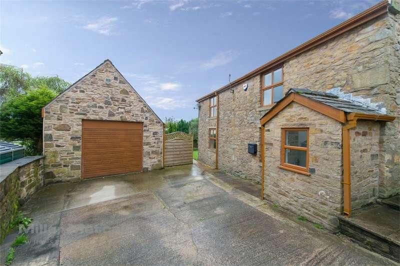 3 Bedrooms Cottage House for sale in Back Blackburn Road, Egerton, Bolton, Lancashire