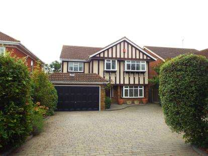 5 Bedrooms Detached House for sale in Rayleigh, Essex, England