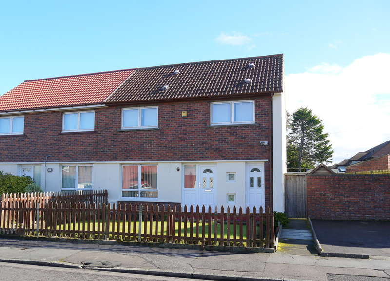 3 Bedrooms Semi Detached House for sale in Lindsay Street, Ayr, KA8