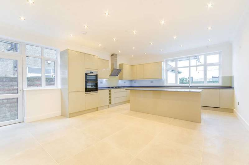 5 Bedrooms House for sale in Anson Road, Gladstone Park, NW2