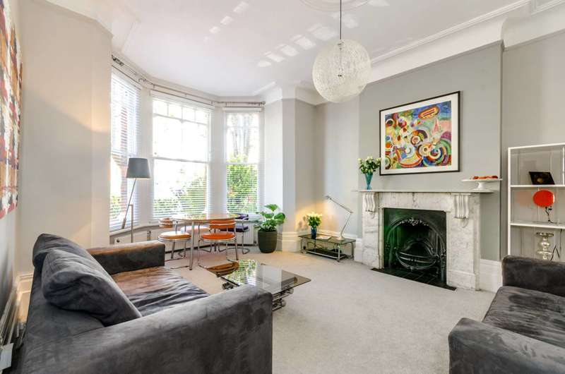 2 Bedrooms Flat for sale in Church Crescent, Muswell Hill, N10