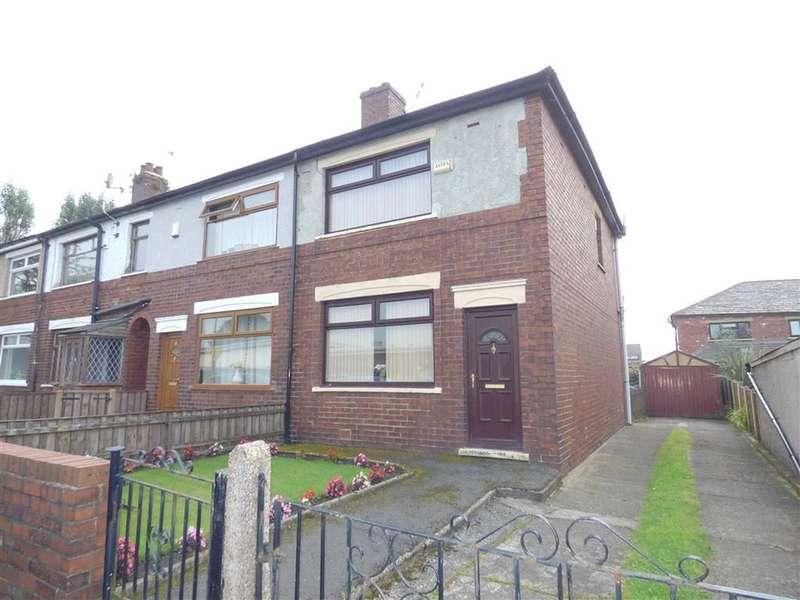 2 Bedrooms Property for sale in Kentmere Avenue, Smallbridge, Rochdale, Lancashire, OL12