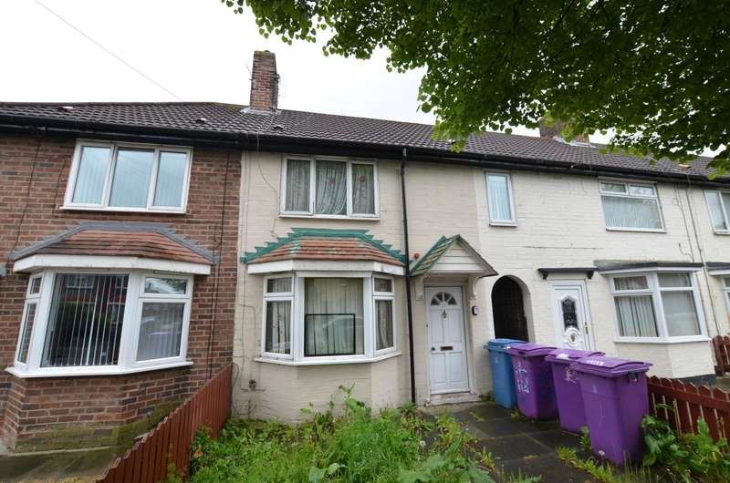 3 Bedrooms Terraced House for sale in Croxdale Road, Liverpool, L14