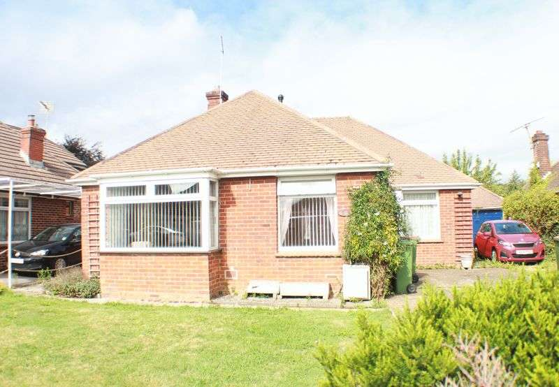 3 Bedrooms Detached Bungalow for sale in Oakgrove Road, Bishopstoke