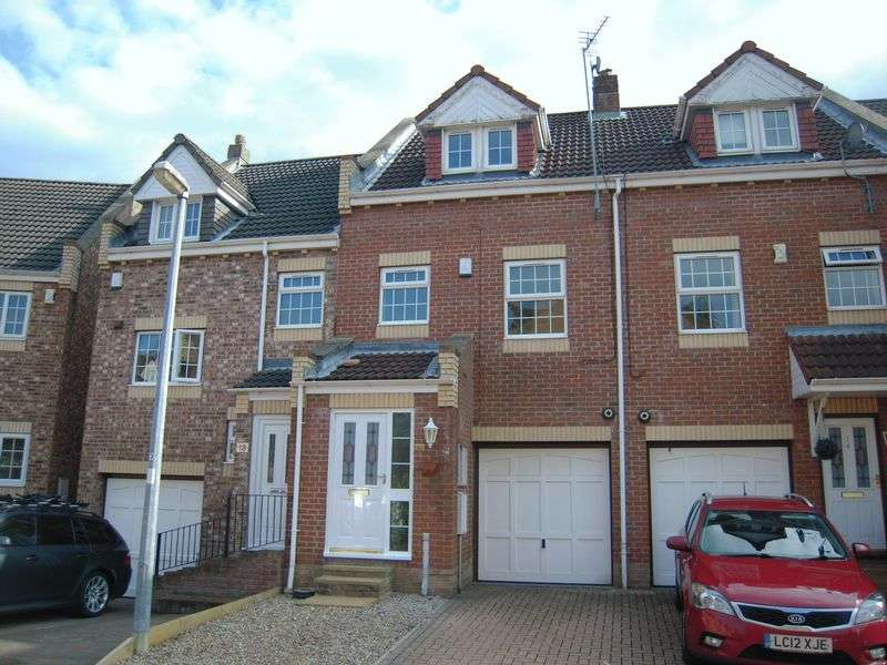 4 Bedrooms House for sale in Payton Close, Pocklington
