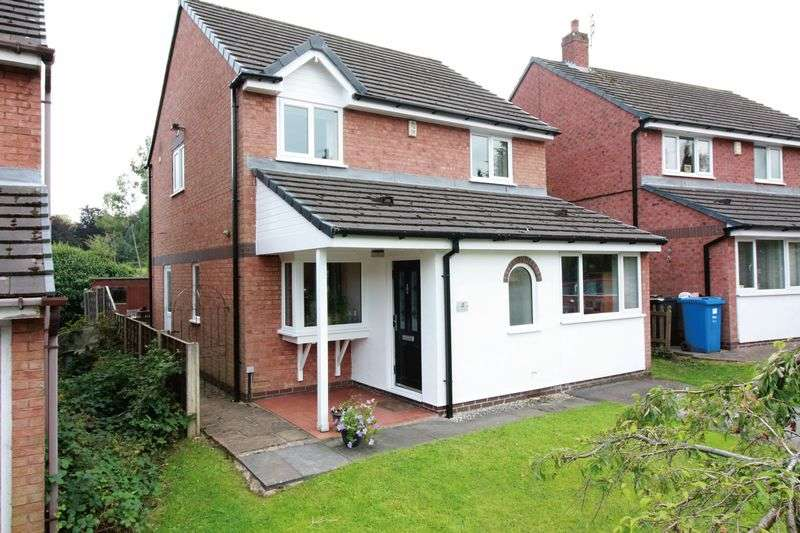 3 Bedrooms Detached House for sale in Spring Vale Drive, Tottington, Bury