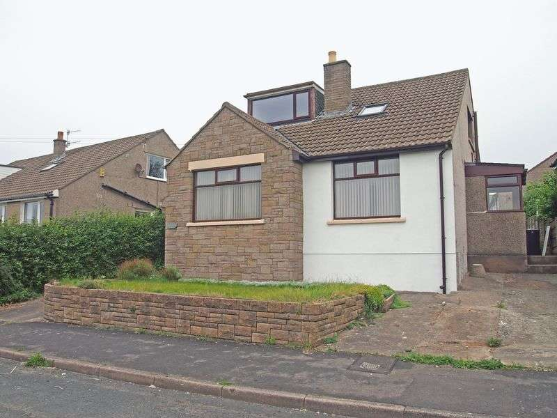 4 Bedrooms Bungalow for sale in Rydal Road, Bolton Le Sands Carnforth