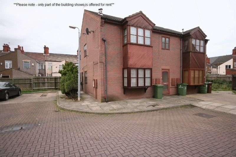 1 Bedroom Flat for sale in SIDNEY WAY, CLEETHORPES