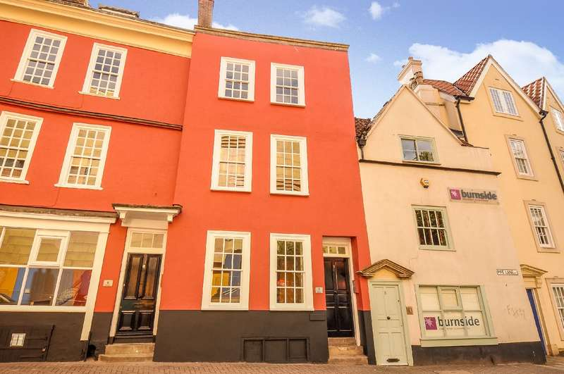 2 Bedrooms House Share for rent in Pipe Lane, Bristol, Bristol, BS1 5AJ