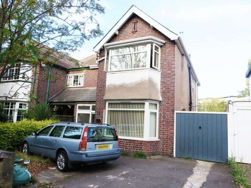 4 Bedrooms Semi Detached House for sale in West Park Road, Smethwick