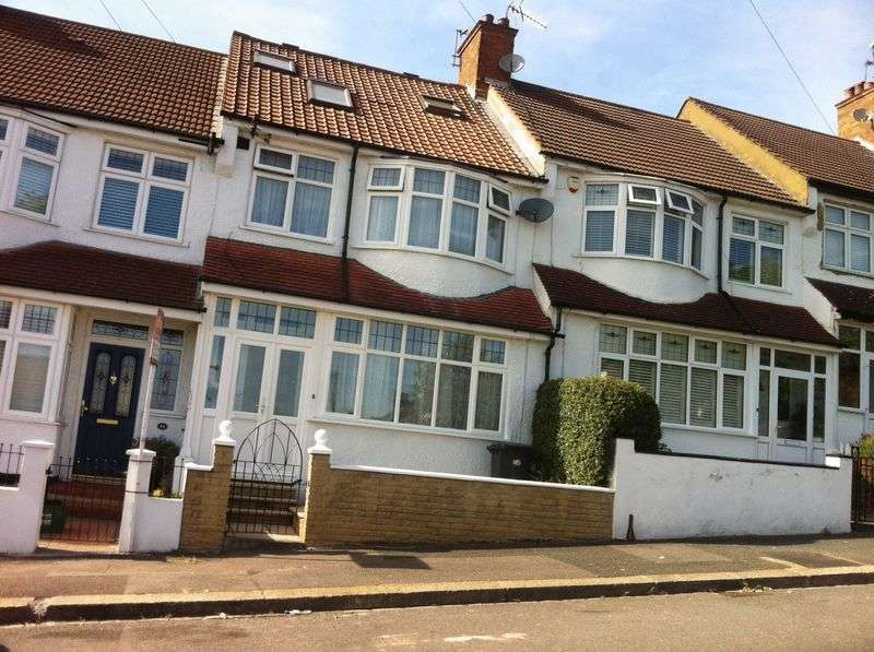 5 Bedrooms Terraced House for sale in Parry Road, London, SE25