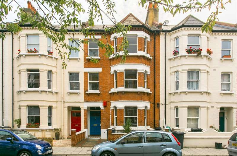5 Bedrooms Terraced House for sale in Hackford Road, London, SW9