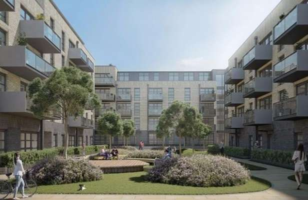 3 Bedrooms Flat for sale in Arden Court, Page's Walk, Bermondsey
