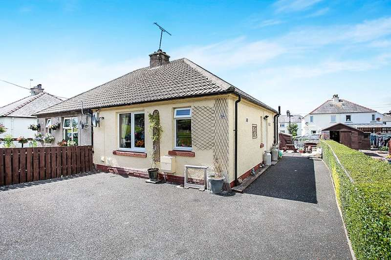 1 Bedroom Semi Detached Bungalow for sale in Millflats, Kirkcudbright, DG6
