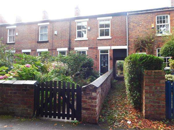2 Bedrooms Terraced House for sale in Gatley Green, Gatley, Cheshire