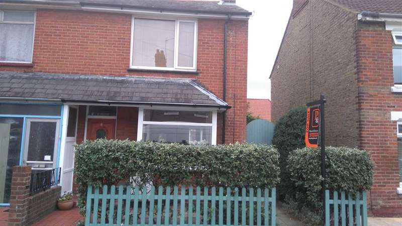 3 Bedrooms Semi Detached House for sale in Rebow Street, Colchester