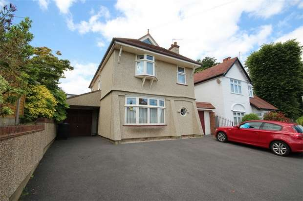 4 Bedrooms Detached House for sale in Churchfield Road, Poole, Dorset