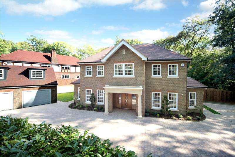 6 Bedrooms Detached House for sale in Chorleywood, Hertfordshire, WD3