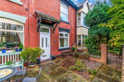 2 Bedrooms Terraced House for sale in Highfield Terrace, Ashton-Under-Lyne, Greater Manchester, Ashton
