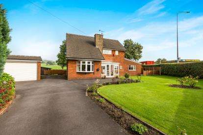 4 Bedrooms Detached House for sale in Branch Road, Mellor Brook, Blackburn, Lancashire