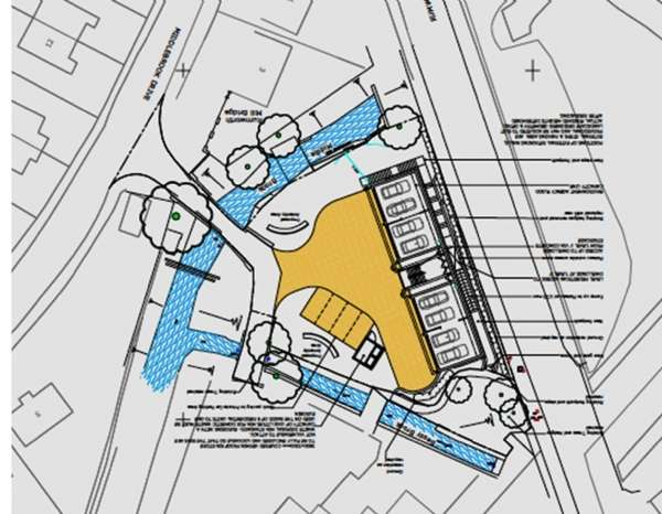 Land Commercial for sale in Land for sale at Lostock Junction Lostock lane Lostock Bolton