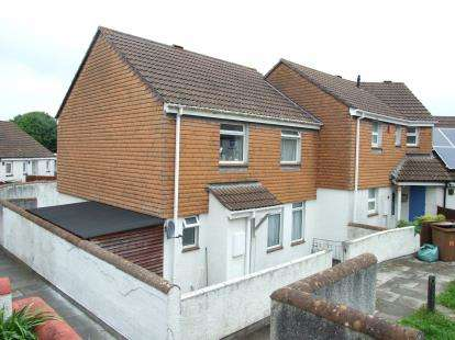 3 Bedrooms End Of Terrace House for sale in Plymouth, Devon
