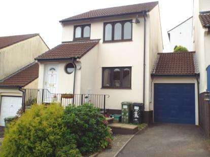 3 Bedrooms Link Detached House for sale in Teignmouth, Devon