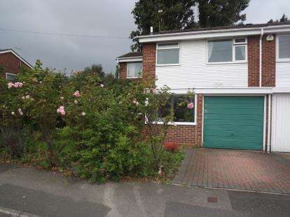 4 Bedrooms Semi Detached House for sale in Valeside Gardens, Colwick, Nottingham