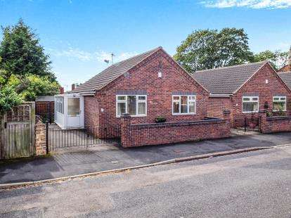 2 Bedrooms Bungalow for sale in Lansdowne Road, Nottingham, Nottinghamshire, Nottingham