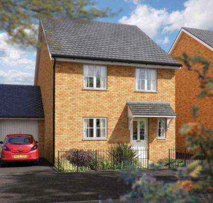 4 Bedrooms Detached House for sale in Off Higher Besore Road, Gloweth, Truro