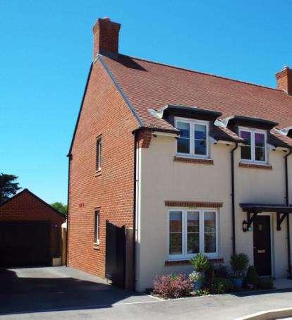 3 Bedrooms Semi Detached House for sale in Lyme Regis, Dorset