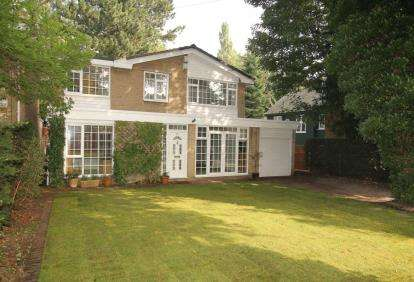 4 Bedrooms Detached House for sale in Kingfield Road, Sheffield