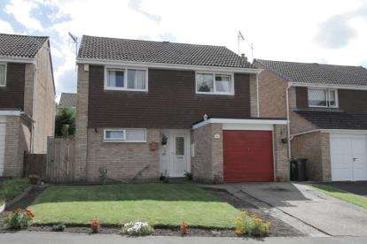 4 Bedrooms Detached House for sale in Hillside Drive, Chesterfield, Derbyshire