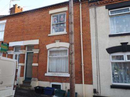 4 Bedrooms Terraced House for sale in Stanley Street, Northampton, Northamptonshire