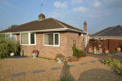 2 Bedrooms Bungalow for sale in Harvey Road, Wellingborough, Northamptonshire, England