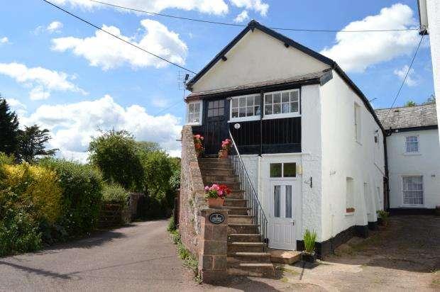 1 Bedroom Flat for sale in Dartmoor Railway Mews, Station Road, Crediton, Devon