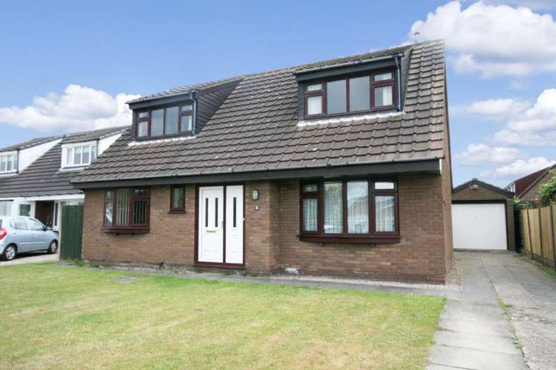 3 Bedrooms Property for sale in Benbow Close, St Annes