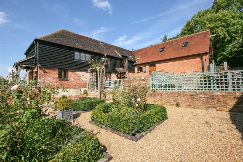 4 Bedrooms Detached House for sale in Towngate Farm, Tidebrook